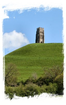 The Tor, Glastonbury - May Day morning ©vcsinden2012