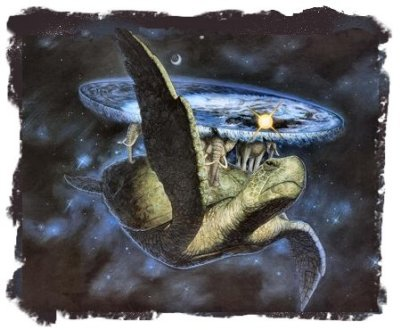 Paul Kidby - Discworld illustration