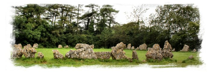 Rollright Stone Circle - Oxfordshire ©vcsinden2012