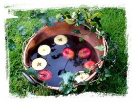 Wassail Bowl made from Copper ©vcsinden2012