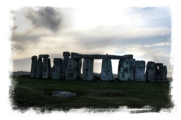 Stone Henge in December light ©vcsinden2012