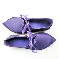 Elfin shoes from Fairysteps for violet time