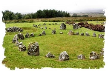 Beaghmore, Tyrone - two stone circles ©vcsinden2013