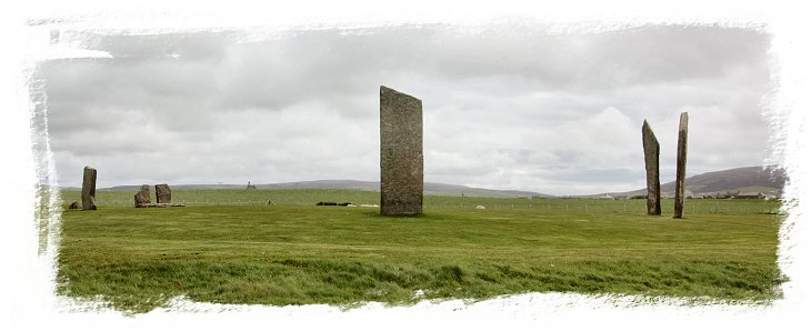Stenness, the standing stones, Orkney ©vcsinden2015