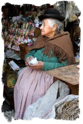 The Witches Market - La Paz - Bolivia - beauty©vcsinden2010