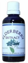 Elderberry Extract - highly concentrated