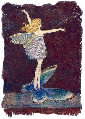 'The Butterfly Ferry' - ida Rentoul Outhwaite