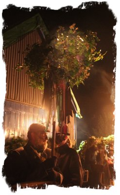 Cutty Wren ceremony - Suffolk - © vcsinden2011