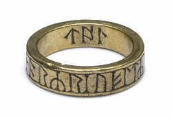 Kingmoor ring front