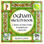 Ogham tree book. Folklore, magic by Karen Cater.