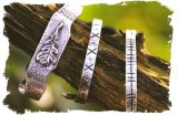 Jason of England Jewellery, runic bracelets