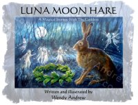 Wendy Andrew - book cover for Luna Moon Hare