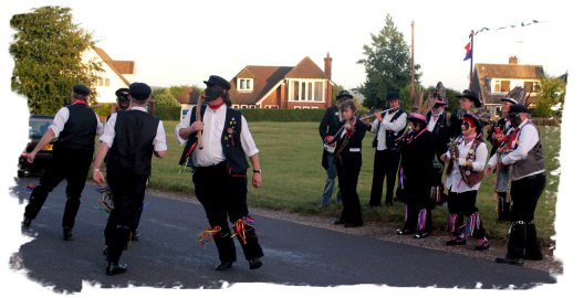 Dead Horse Morris by the Green