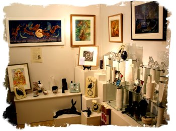 Obsidian Art - Gallery in Buckinhamshire