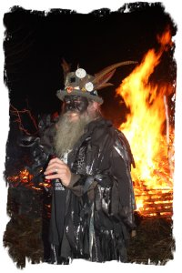 Hunters Moon Morris at the Lewes Wassail 2011