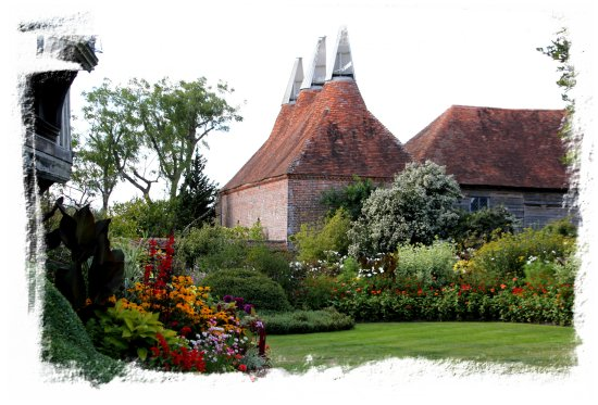 Great Dixter, East Sussex - the oast ©vcsinden2014