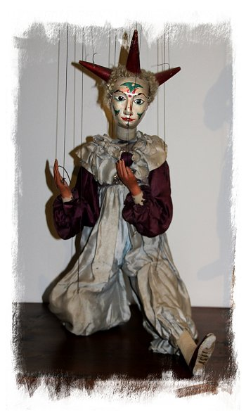 Beautiful puppet in the Marionette Museum, Palermo, Sicily ©vcsinden 2017